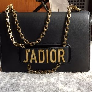 J'aDior Calfskin Bag